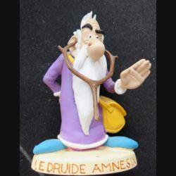 Le druide Amnesix en résine plastoy collectoys Atlas 2000 hauteur 9,5 cm