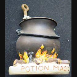 potion magique en résine plastoy collectoys Atlas 2000 hauteur 9,5 cm