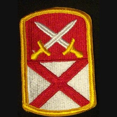 USA : 167° Support brigade US Army patch