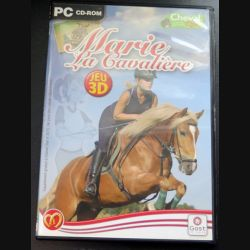Jeu pour PC CD-ROM : Marie la Cavalière Jeu 3D