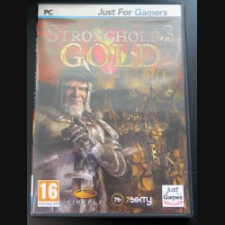 Jeu pour PC CD-ROM : Stronghold 3 Gold