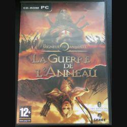 Jeu pour PC DVD ROM : La guerre de l'anneau Le Seigneur des Anneaux