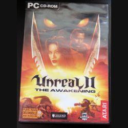 Jeu pour PC DVD ROM : Unreal II the awakening
