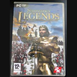 Jeu pour PC DVD ROM : Stronghold legends
