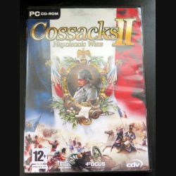 Jeu pour PC DVD ROM : Cossacks II Napoleonic wars