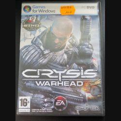 Jeu pour PC DVD ROM : Crysis warhead