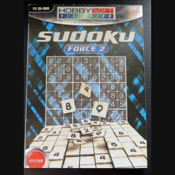Jeu pour PC DVD ROM : Sudoku force II