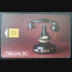 télécarte 50 unités France télécom Collection historique téléphone PTT 24
