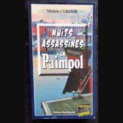 Nuits assassines à Paimpol écrit par Michèle Corfdir aux éditions Alain Bargain