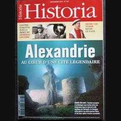 Historia N° 767 de Novembre 2010 Alexandrie