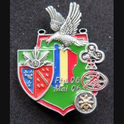 1° 2° RCH : 1° et 2° régiments de chasseurs opération Epervier février 2006 - Mai 2006 Delsart
