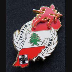 152° RI : 152° régiment d'infanterie opération DAMAN III au Liban de fabrication Arthus Bertrand