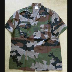 Chemisette de combat vert armé camouflée manche courte MAGECO 1996  taille  41-42