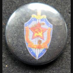 13° RDP : magnet 2,3 cm du KGB soviétique