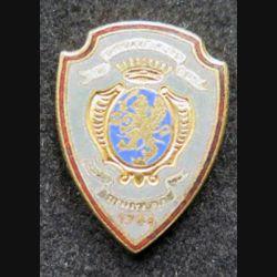 3° RH : insigne réduction du 3° régiment de Hussards sans attache