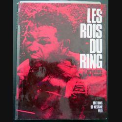 Livre Les Rois du Ring par Sam André et Nat Reslscher Ed de Messine Vilo cartonné