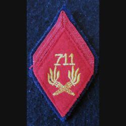 LOSANGE DE BRAS MODÈLE 45 : Soldat de 1° classe de la 711° compagnie mixte des essences SEA