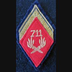 LOSANGE DE BRAS MODÈLE 45 : sergent (ADL) de la 711° compagnie mixte des essences SEA