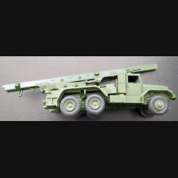 camion militaire lance missile (sans missile) Dinky Supertoys meccano ltd