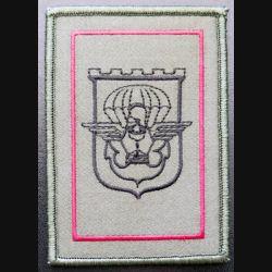 17° RGP : insigne tissu du détachement de Caylus du 17° RGP 7 x 10 cm sur scratch