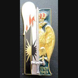 PROMO CYR : Souvenir de Napoléon de fabrication Drago Paris en émail 27 juillet 1969