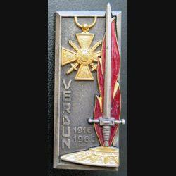 PROMOTION EMIA  : Cinquantenaire de Verdun fabrication LR G. 2097 en émail