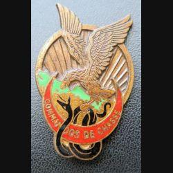 CEPCC : centre d'entrainement et de perfectionnement des commandos de chasse Drago émail