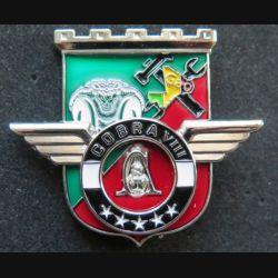 17° RGP : Unité COBRA VIII du 17° régiment du génie parachutiste Barkhane Mali 2016 MCPC numéroté modèle argenté