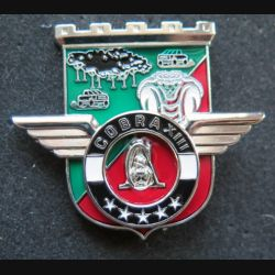 17° RGP : Unité COBRA XIII du 17° régiment du génie parachutiste Barkhane Niger 2018 MCPC numéroté modèle argenté