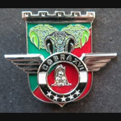 17° RGP : Unité COBRA XVI du 17° régiment du génie parachutiste Barkhane Mali 2019 MCPC numéroté modèle argenté