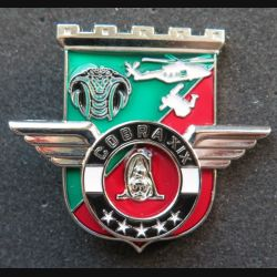 17° RGP : Unité COBRA XIX du 17° régiment du génie parachutiste Barkhane Mali 2020 MCPC numéroté modèle argenté
