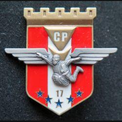 17° RGP : 17° régiment du génie parachutiste SOGTH GCP JY Ségalen n° 117
