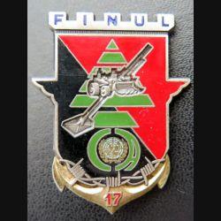 17° RGP : Compagnie d'appui du 17° régiment du génie parachutiste FINUL 82 Delsart