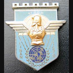 17° RGP : 3° compagnie du 17° régiment du génie parachutiste au Liban 1979 Delsart