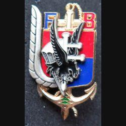 3° RPIMA FIB : 3° régiment parachutiste d'infanterie de marine FIB Beyrouth de fabrication Delsart