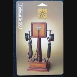télécarte 50 unités France télécom Collection historique téléphone Deckert 1920