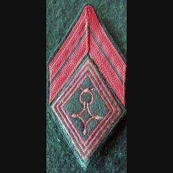 LOSANGE DE BRAS MODÈLE 45 : caporal de la compagnie saharienne portée des Oasis 1957