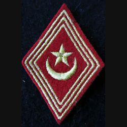 LOSANGE DE BRAS MODÈLE 45 :  modèle troupe sections administratives spécialisées (SAS)