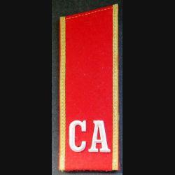 URSS : épaulette de soldat du bataillon de la garde d'honneur soviétique