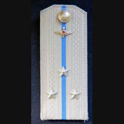 URSS : épaulette de senior lieutenant des unités aéronavales soviétiques
