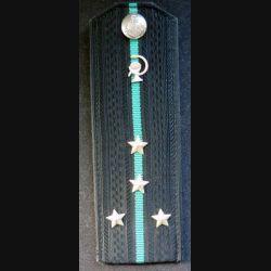 URSS : épaulette de capitaine médecin de la marine soviétique