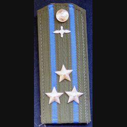 URSS : épaulette de colonel de l'aviation soviétique