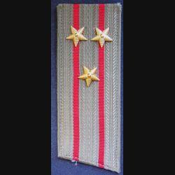 URSS : épaulette de colonel de l'armée soviétique