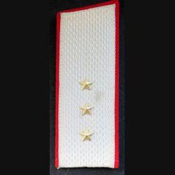 URSS : épaulette d'adjudant chef de la marine soviétique