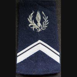 Fourreau de sergent engagé du commissariat
