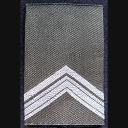 Fourreau de sergent hollandais arme blindée