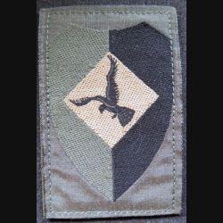 insigne tissu de la 11° brigade d'assaut de l'Air hollandaise sur scratch  5 x 8 cm