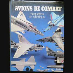Avions de combat maquettes en plastique éditions Atlas