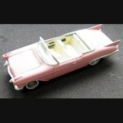 Cadillac Eldorado Biarritz 1957 de Solido 1/43° 09 84 n° 4500