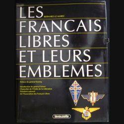0. LES FRANÇAIS LIBRES ET LEURS EMBLÈMES LE MAREC